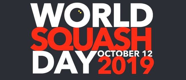 World Squash Day - Come and Try Squash