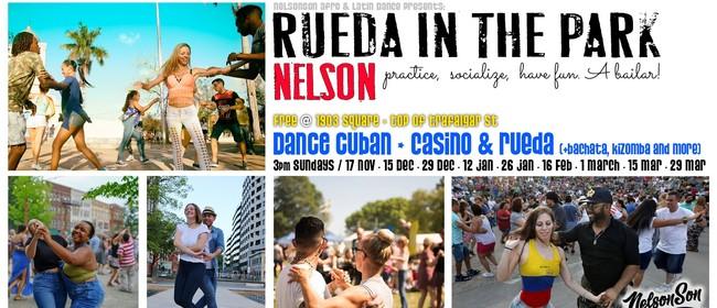Rueda In the Park - Latin Dance