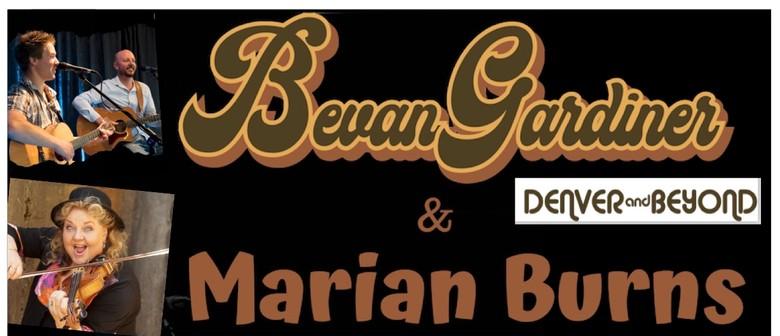 Bevan Gardiner, James Davy & Marian Burns - Denver & Beyond