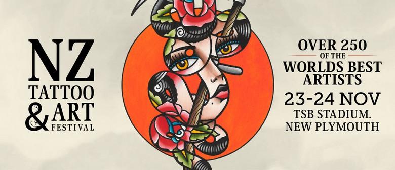New Zealand Tattoo & Art Festival