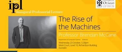 Inaugural Professorial Lecture – Professor Brendan McCane
