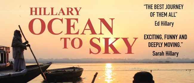 Ocean to Sky Premiere for The Himalayan Trust