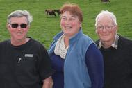 Fonterra Open Gates - Trevor, Angela & Ian's Farm, Tutira