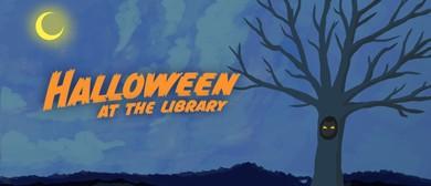Monster Mayhem at the Library