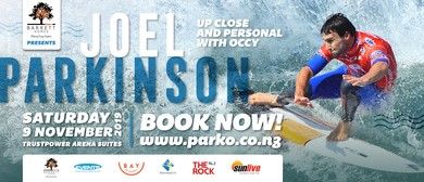 Joel Parkinson - Up Close and Personal with Occy