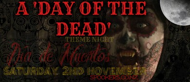 Day of The Dead Theme Night