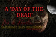 Image for event: Day of The Dead Theme Night