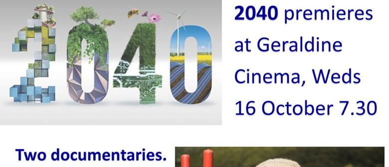 Eco Documentaries Including 2040