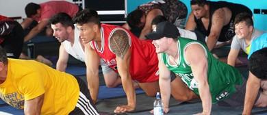 Broga – Men's Yoga Class