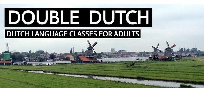 6-week Post Beginner Dutch 1B Course