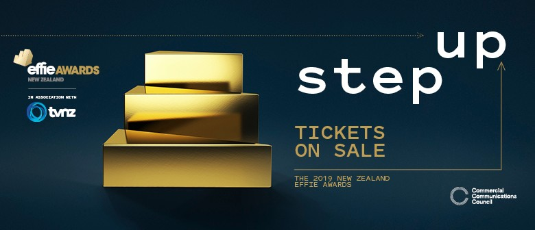 The 2019 Effie Awards in association with TVNZ