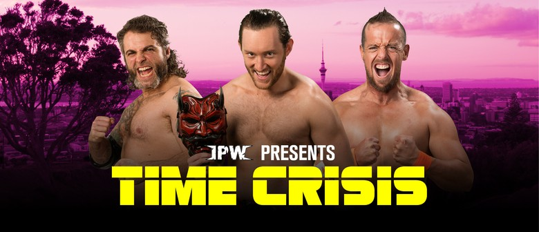 Impact Pro Wrestling: Time Crisis
