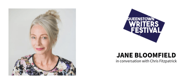 Queenstown Writers Festival: Lily Max and Blogging