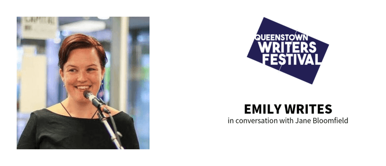 Queenstown Writers Festival: Emily Writes