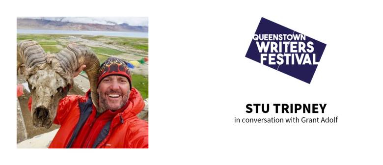 Queenstown Writers Festival: Stu Tripney
