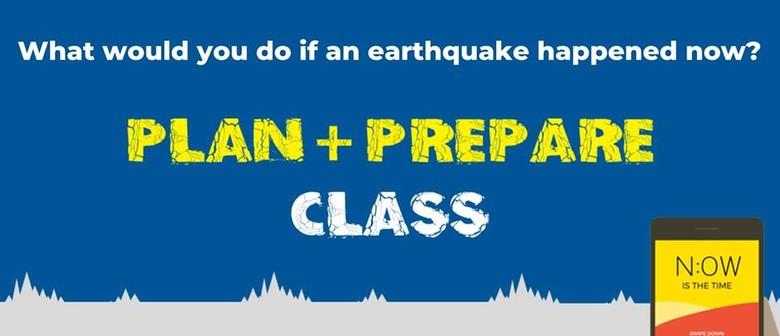 Plan and Prepare Class
