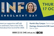Info and Enrolment Day