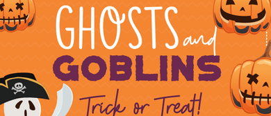 Ghosts & Goblins Trick or Treat