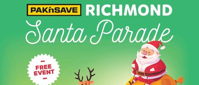 Pak'n'Save Santa Parade