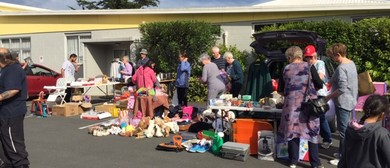 The Garage/Car Boot Sale With the Big Difference