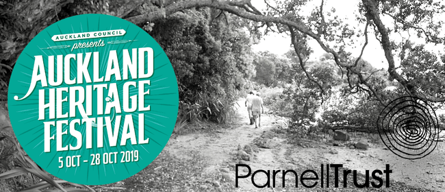 Auckland Heritage Festival: Streams and Gullies Walk