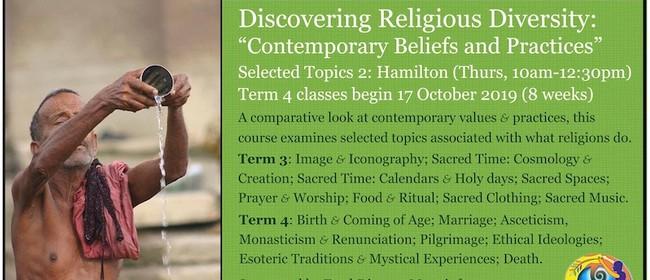 Religious Diversity Class: Contemporary Beliefs & Practices