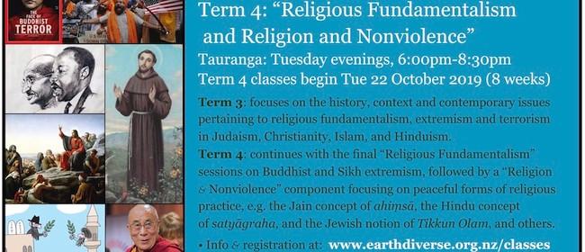 Religious Fundamentalism & Religion & Nonviolence