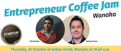 Entrepreneur Coffee Jam - The Startup Journey