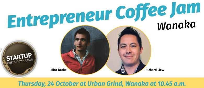 Entrepreneur Coffee Jam - The Startup Journey