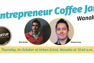 Image for event: Entrepreneur Coffee Jam - The Startup Journey
