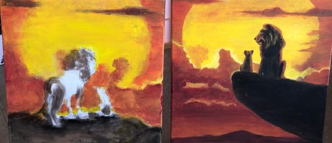 The Lion King - Tuesday & Thursday Night Art
