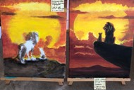 Image for event: The Lion King - Tuesday & Thursday Night Art