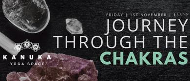 Journey Through the Chakras - Workshop
