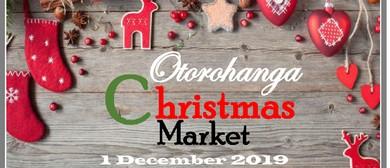 Otorohanga Christmas Market