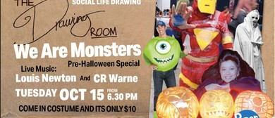 The Drawing Room Presents: We Are Monsters