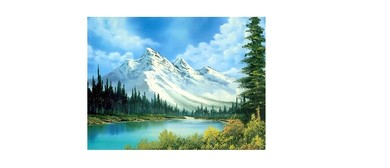 Wine and Paint Party - Bob Ross Painting (BYO)