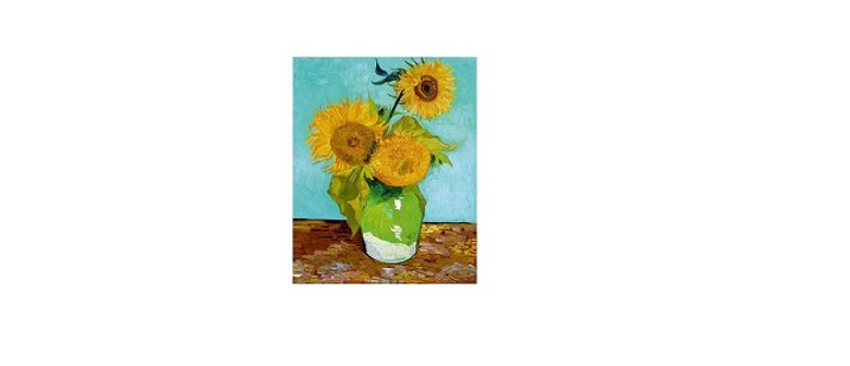 Wine and Paint Party -Van Gogh's Sunflowers