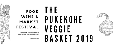 The Pukekohe Veggie Basket 2019