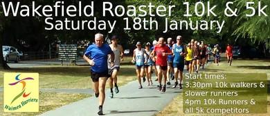 Wakefield Roaster 10k & 5k