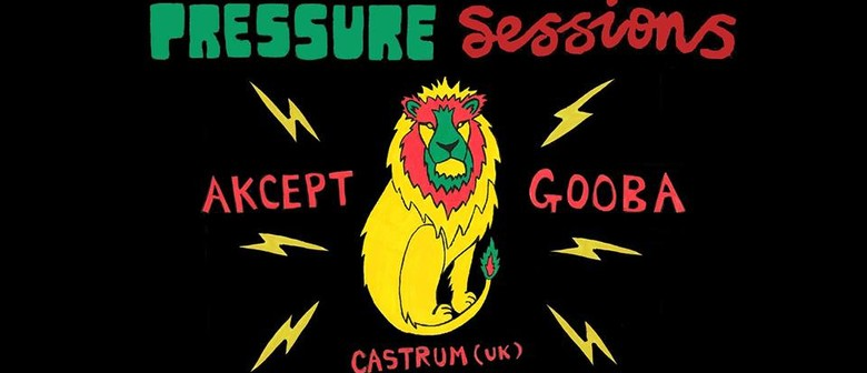 Chief Remedy Sound System: Pressure Session 003