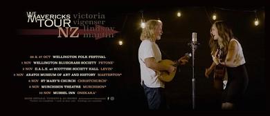 Vigenser & Martin: Live at Wellington Folk Festival