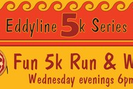 Image for event: Eddyline 5k Series