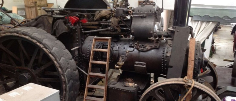 Wellington Vintage Machinery Tours