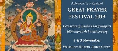 Aotearoa New Zealand Great Prayer Festival
