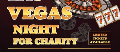 Las Vegas Night for Charity