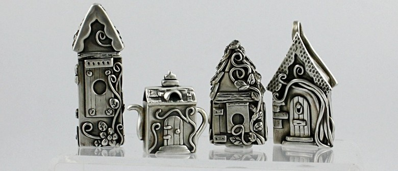 Pure Silver Jewellery With Silver Clay