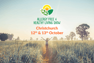 Image for event: Christchurch Allergy Free & Healthy Living Show 2019