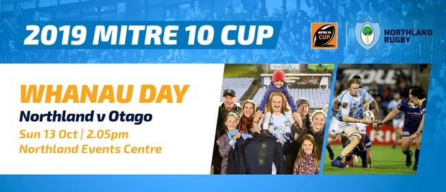 Mitre 10 Cup - Northland vs Otago