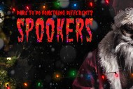 Image for event: Spookers Christmas Buffet + R16 Attractions