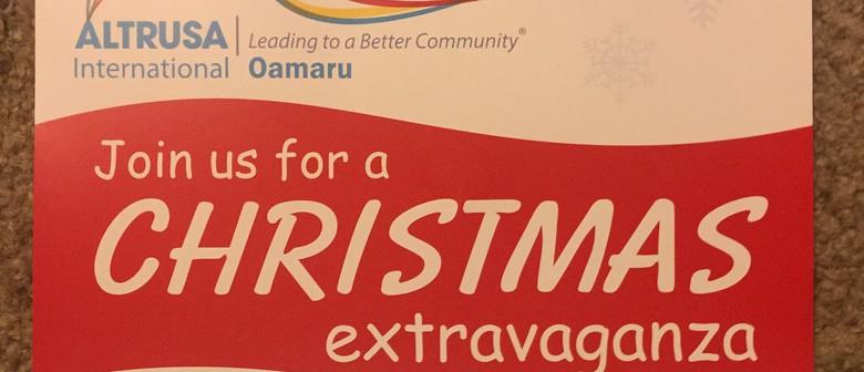 Oamaru Altrusa Christmas Extravaganza 2019